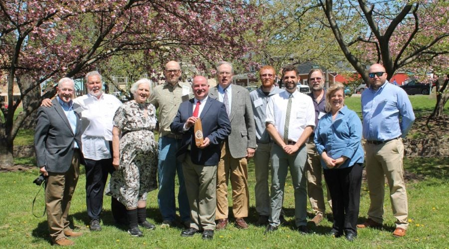Cacapon Institute Receives 2018 Arbor Day Foundation's Headwaters Award