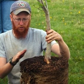 Tanner Haid. Urban Watershed Forester at Cacapon Institute
