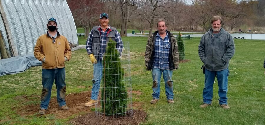 Martinsburg – Berkeley County Parks and Recreation   Spring 2021