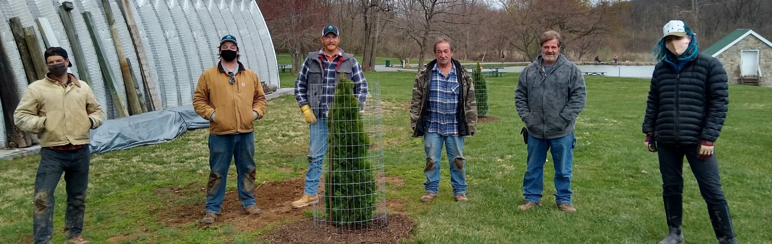 Martinsburg – Berkeley County Parks and Recreation | Spring 2021