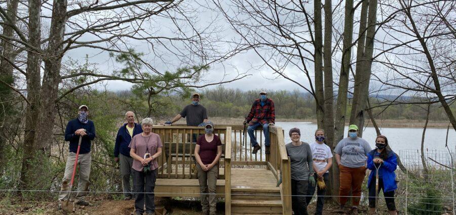 Potomac Valley Audubon Society   Spring 2021