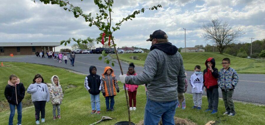 Opequon Elementary School | Spring 2021